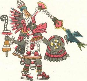 Costumbres aztecas