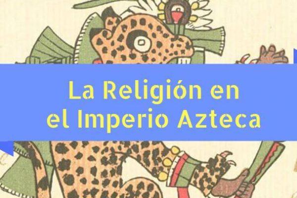 Religion azteca