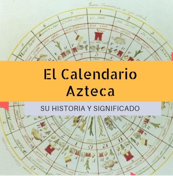 Calendario Azteca.Calendario Azteca Su Historia Y Significado Cultura Azteca