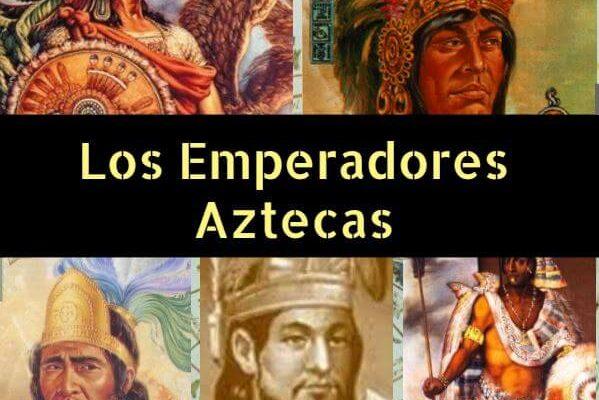 Emperadores aztecas