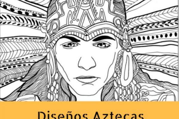 Dibujos aztecas para colorear