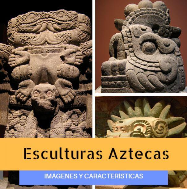 Escultura Azteca Características Símbolos E Imágenes