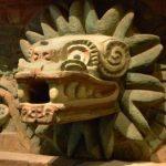 Esculturas aztecas