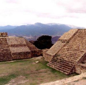 Piramide Monte Alban