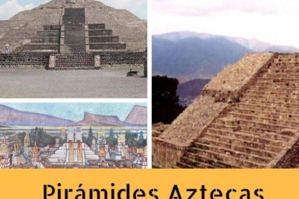 Piramides aztecas