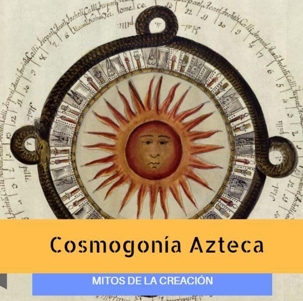 Cosmogonia Azteca Creacion
